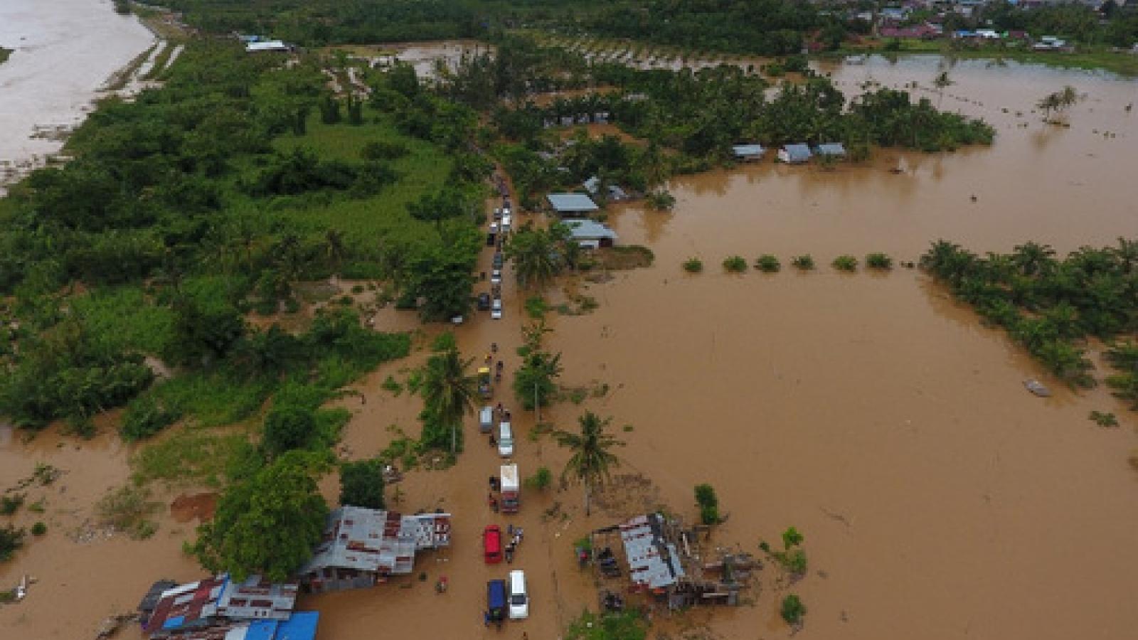 Hơn 100 người thiệt mạng và mất tích do lũ lụt, lở đất tại Indonesiavà Timor Leste