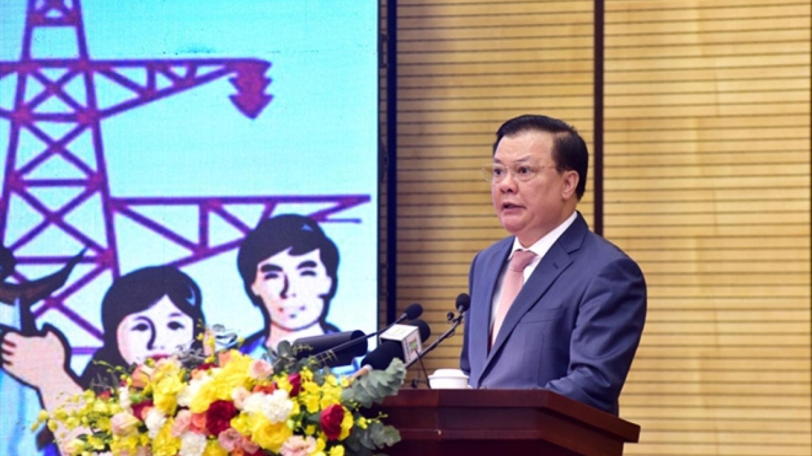 Bí thư Thành ủy Hà Nội: Sẽ quy hoạch đường vành đai 4