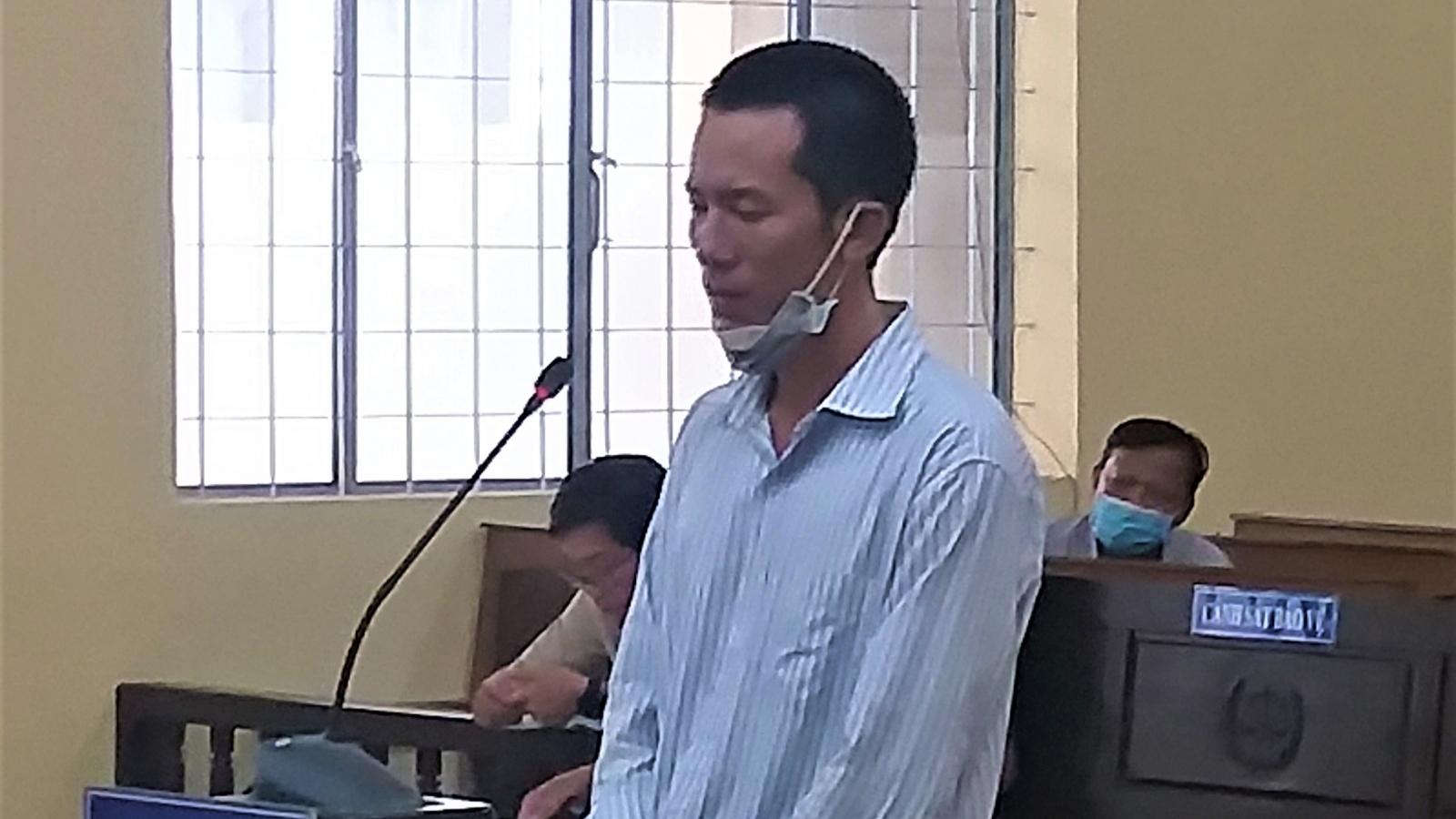 Lĩnh án 8 năm tù vì chở 34 người nhập cảnh trái phép