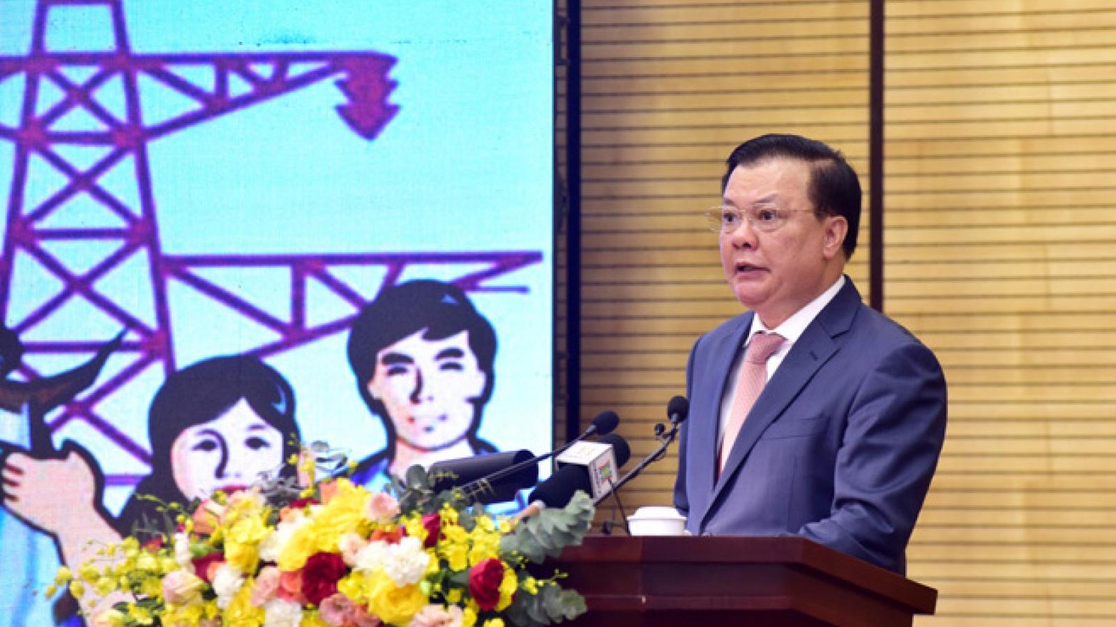 Bí thư Thành ủy Hà Nội: Khắc phục triệt để bệnh hình thức, qua loa, đại khái