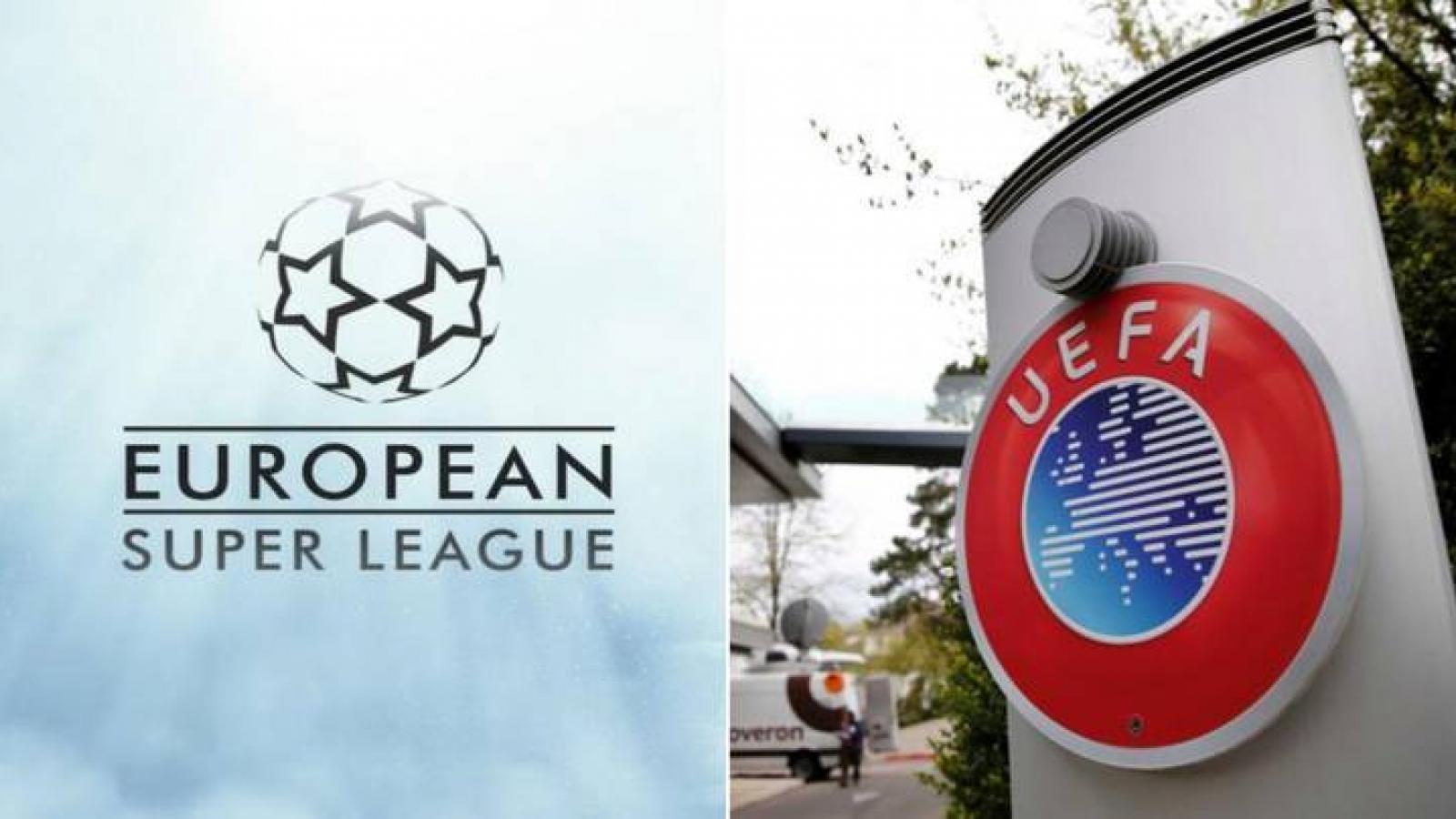 """Góc nhìn: Bóng đá thế giới sẽ có nhiều """"Super League""""?"""