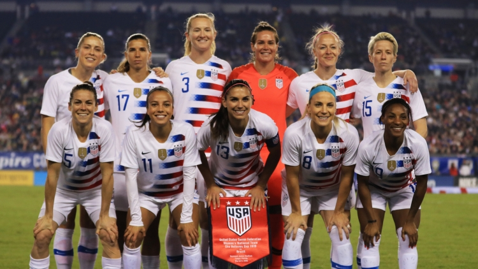 Điểm danh 12 đội bóng đá nữ dự Olympic Tokyo 2020