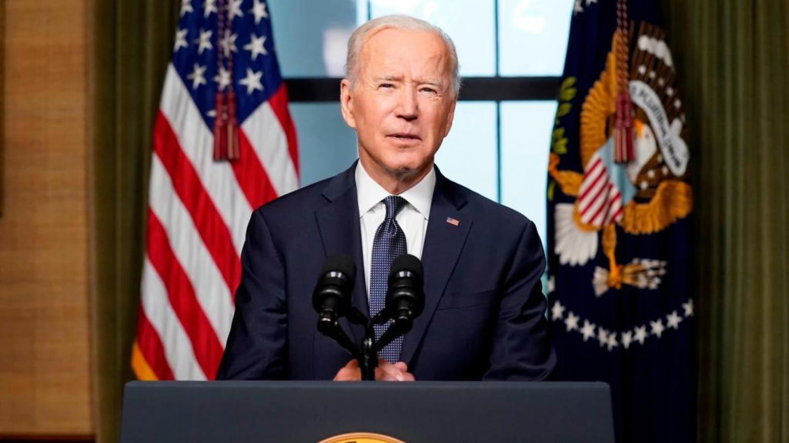 """Tổng thống Biden chọn """"con đường riêng"""" với quyết định rút quân khỏi Afghanistan"""