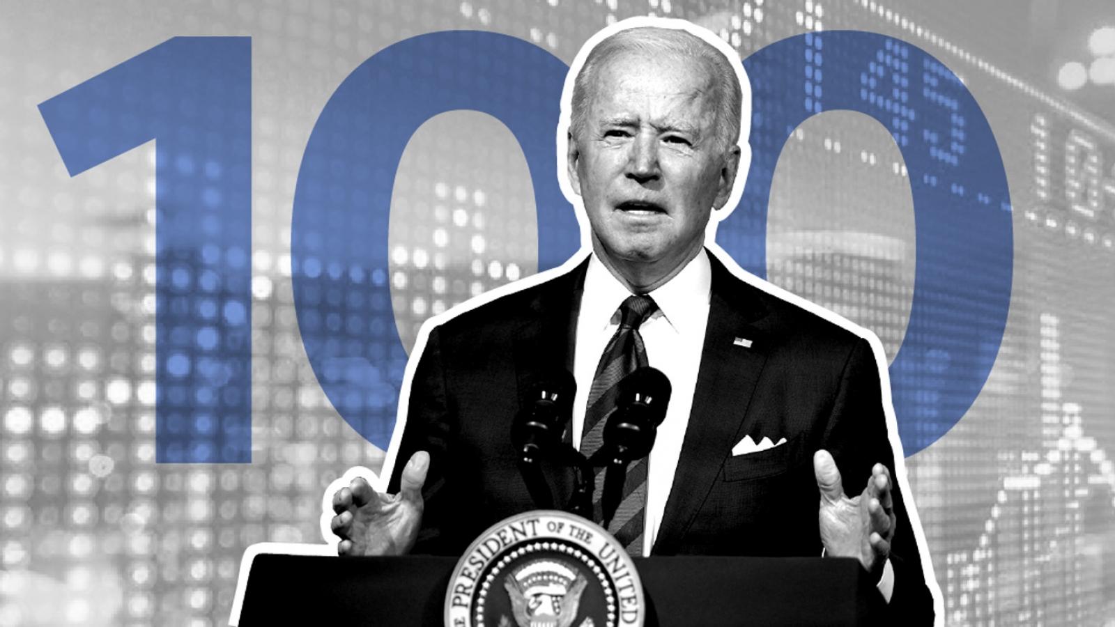 """""""Chấm điểm"""" Tổng thống Biden thực hiện 4 cam kết trong 100 ngày đầu nhiệm kỳ"""