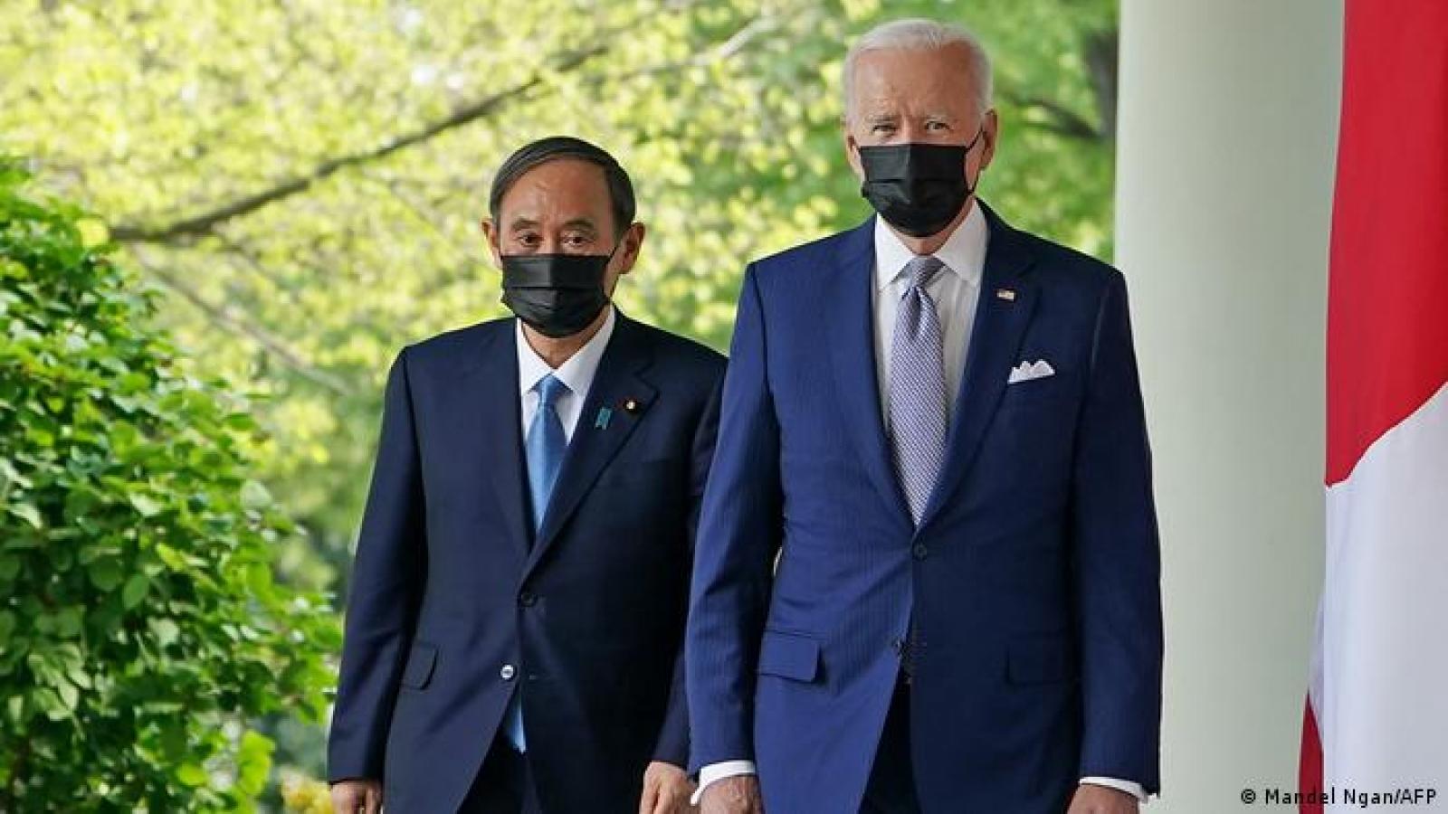 Mỹ và Nhật Bản tái khẳng định mối quan tâm chung mạnh mẽ về Biển Đông