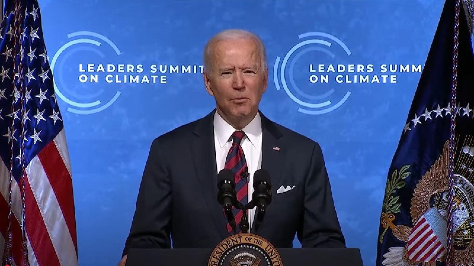 Mỹ tăng gấp đôi hỗ trợ tài chính về khí hậu cho các nước đang phát triển vào năm 2024