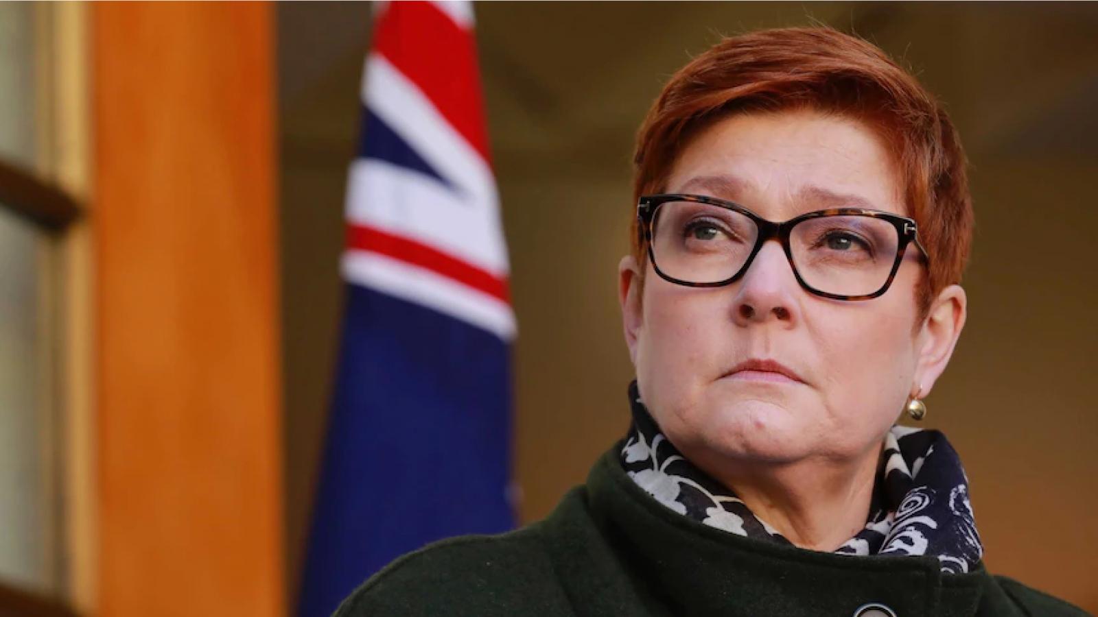 Australia hủy thỏa thuận Vành đai con đường mà bang Victoria ký với Trung Quốc