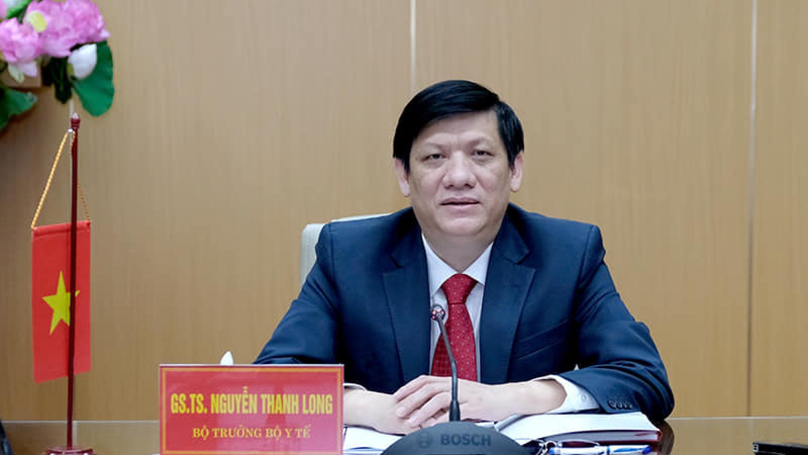 Việt Nam hỗ trợ Campuchia 800 máy thở
