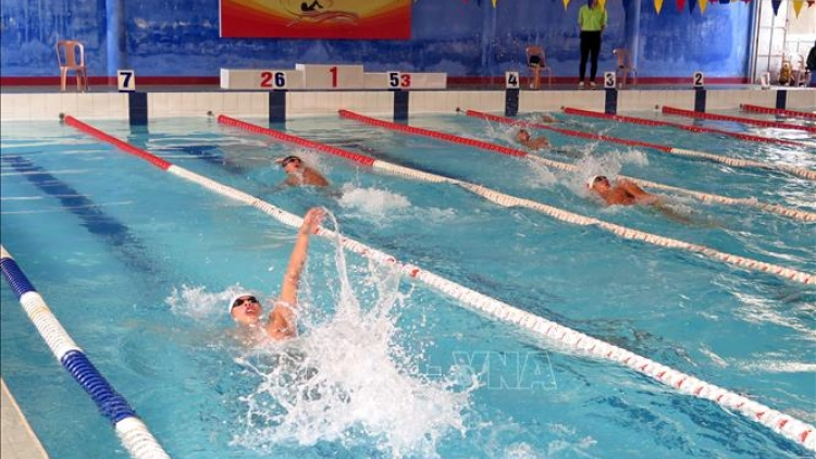 National 25m-pool Swimming and Diving Champs attracts 250 athletes