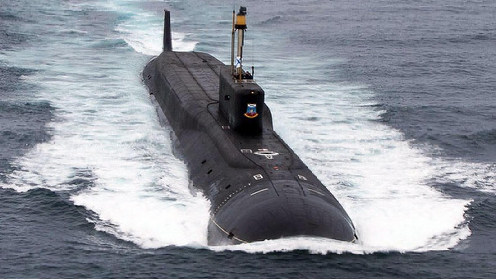 Tàu ngầm hạt nhân lớp Borei của Nga: Mối lo ngại lớn với Hải quân Mỹ