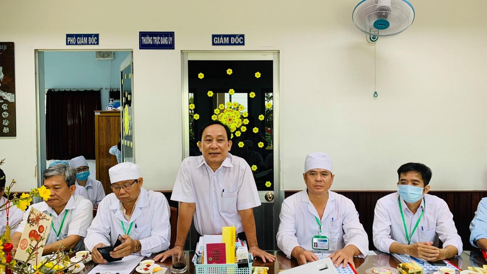 Giám đốc Bệnh viện khu vực Cai Lậythuê giang hồ giết ngườido ghen tuông