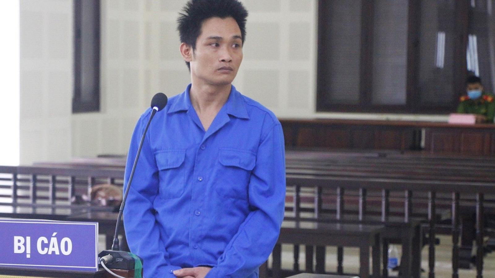 Kẻ giết con ở Đà Nẵng lãnh án chung thân