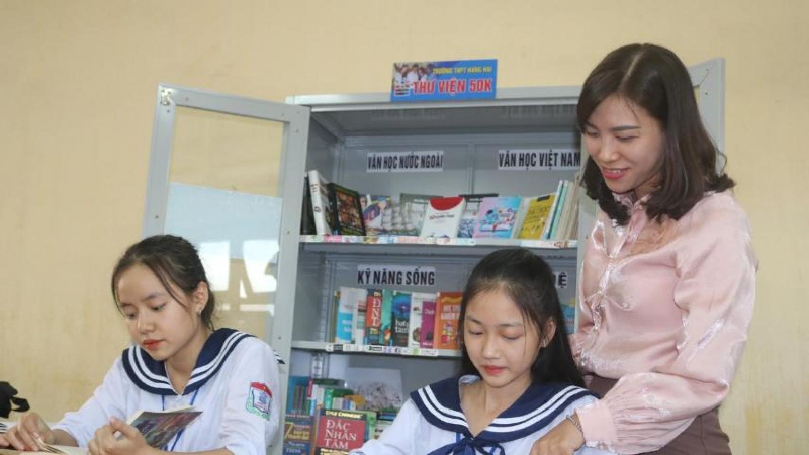 Hải Phòng lan tỏa văn hóa đọc trong nhà trường
