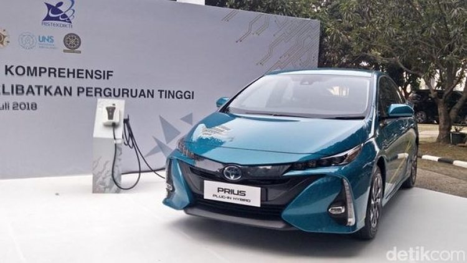 Indonesia phát triển ngành ô tô điện, hướng tới nền kinh tế xanh