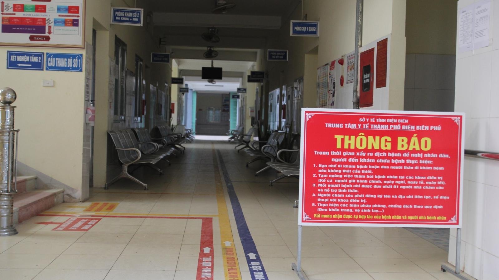 Điện Biên cách ly 1 trường hợp F1 đi cùng chuyến bay với bệnh nhân 2899