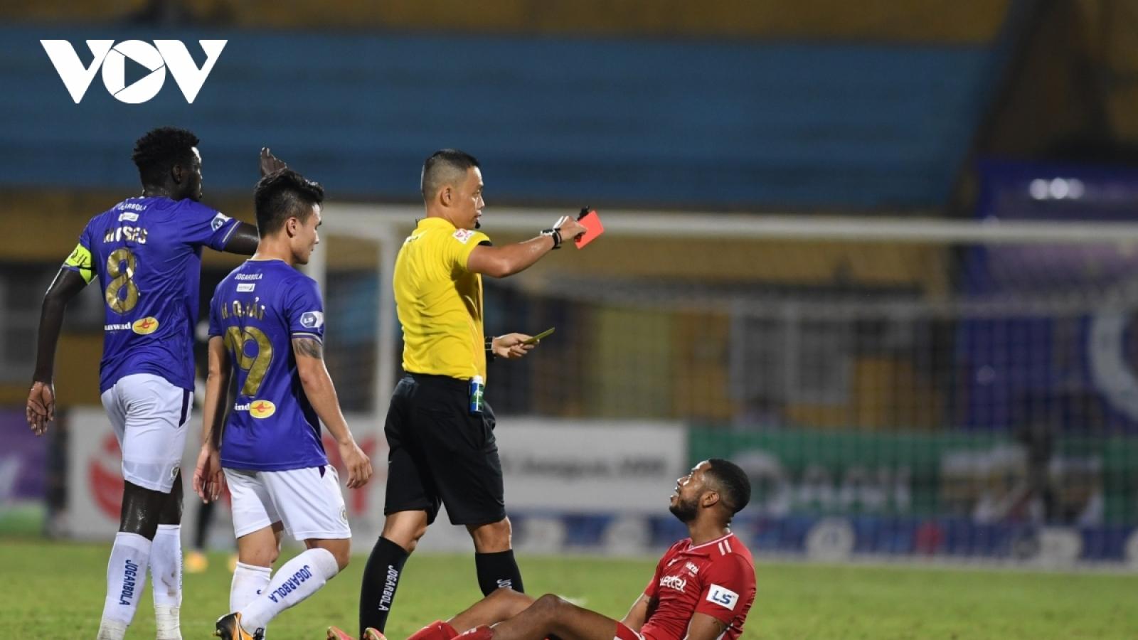 Viettel khủng hoảng lực lượng sau trận thắng Hà Nội FC