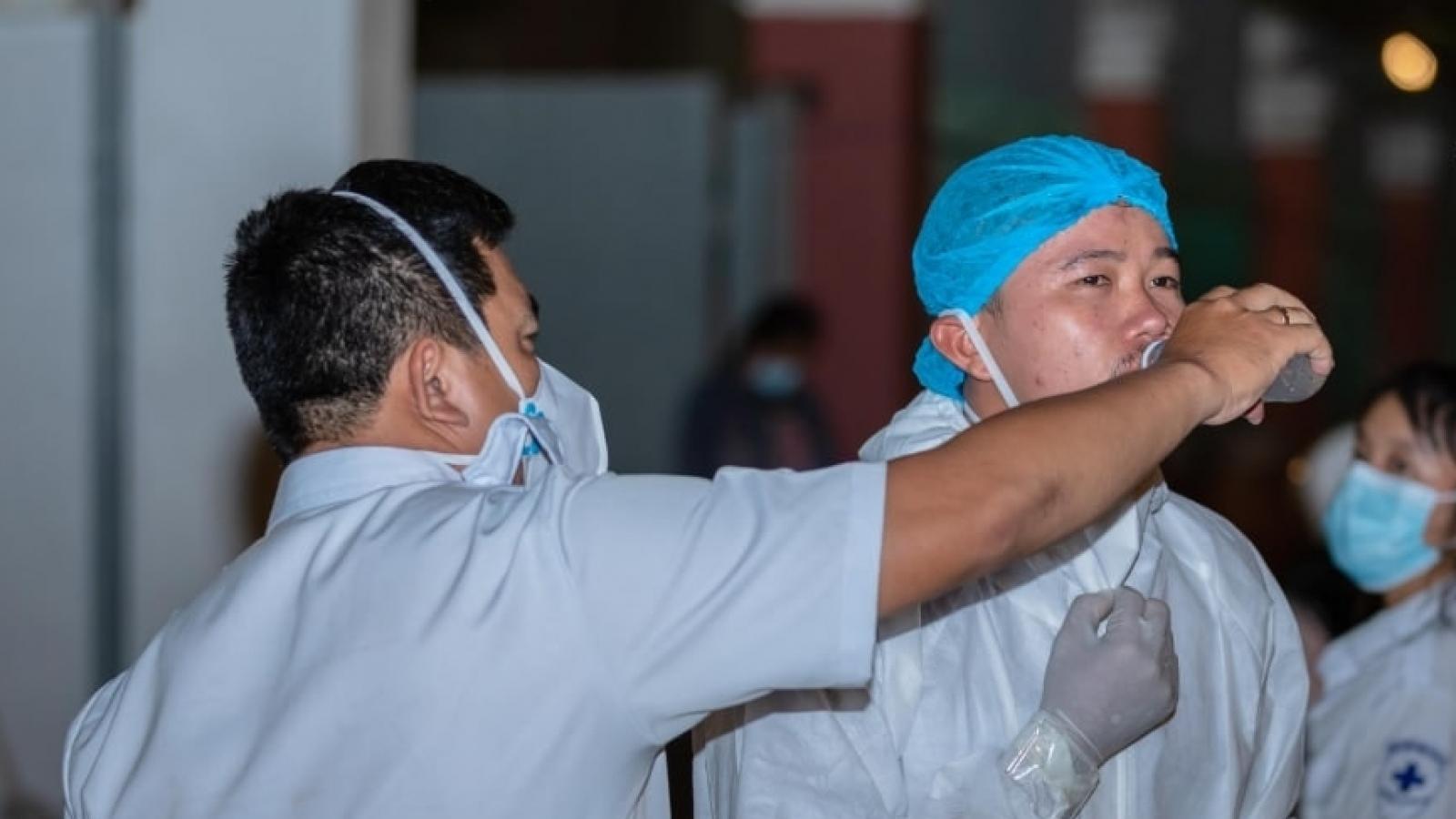 Campuchia lên kế hoạch cho một số bệnh nhân Covid-19 điều trị tại nhà