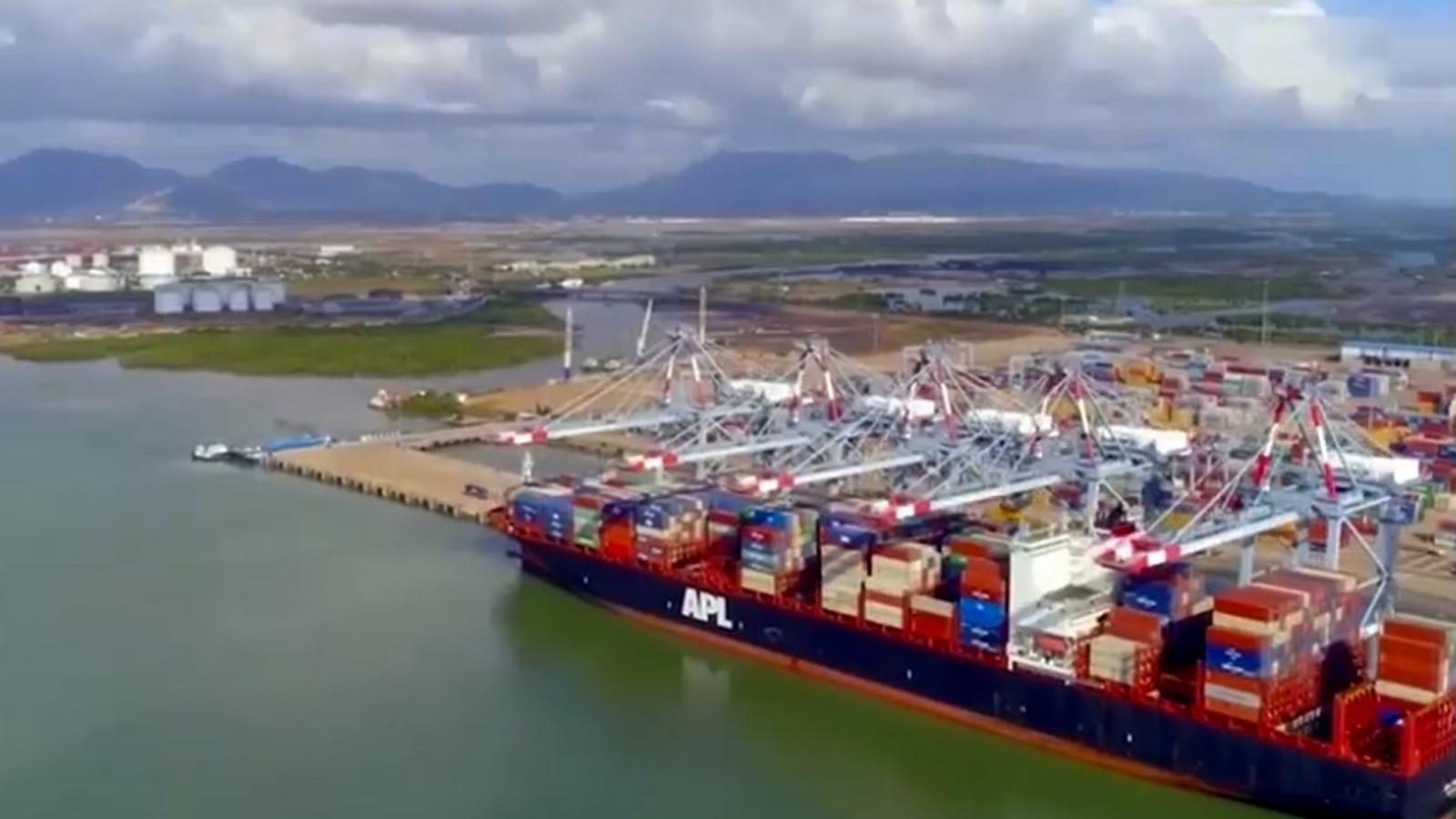Bà Rịa - Vũng Tàu có 10 dự án cảng biển chậm triển khai