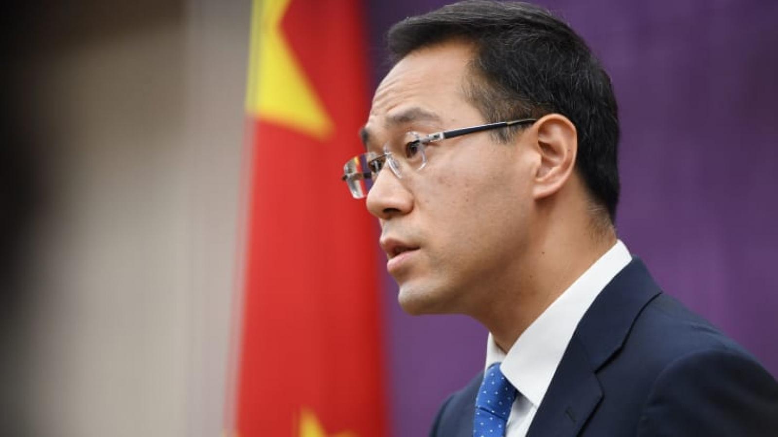 Trung Quốc triệu Đại sứ Nhật Bản về quyết định xả nước nhiễm xạ ra biển