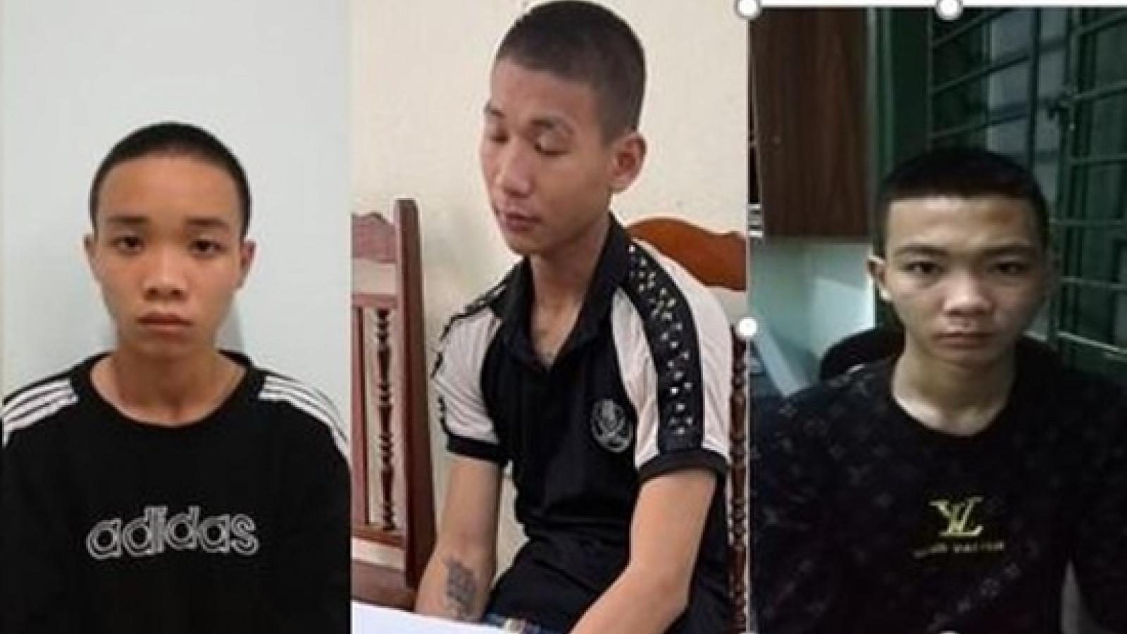 """Chiêu thức kỳ lạ của băng cướp """"nhí"""" tấn công hàng loạt nạn nhân tại Hà Nội"""