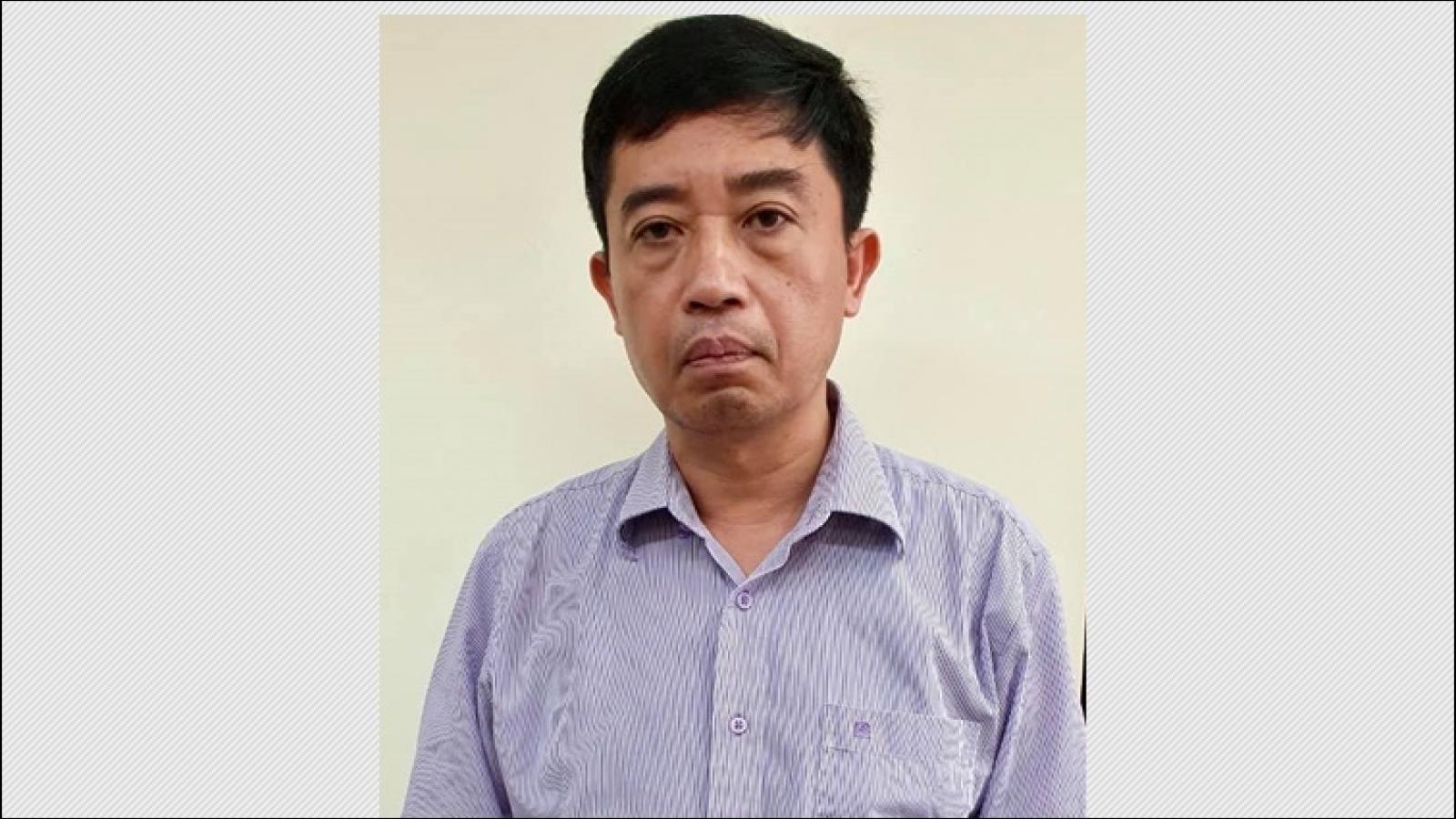 Bắt cựu Giám đốc nhà máy ô tô VEAM Phạm Vũ Hải