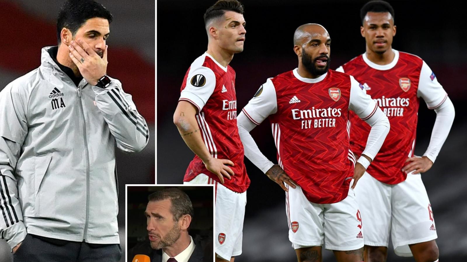Hòa thất vọng Slavia Praha, Arsenal bị chỉ trích không thương xót