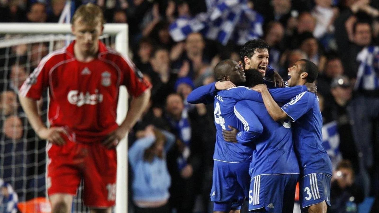 Ngày này năm xưa: Chelsea tạo nên chung kết Champions League toàn Anh lần đầu tiên