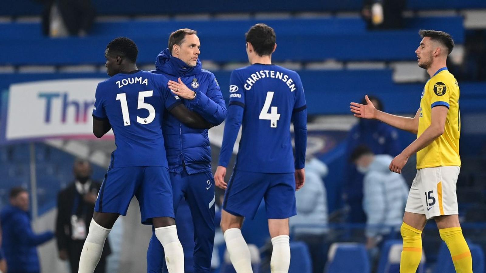 Chelsea đòi lại vị trí top 4 Premier League từ tay West Ham