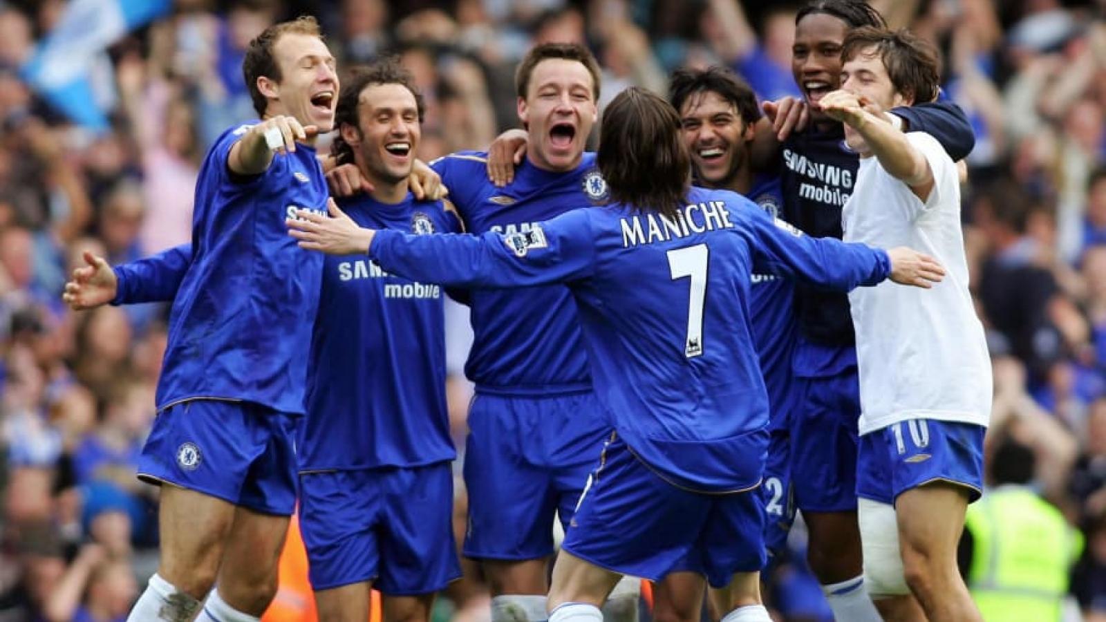 Ngày này năm xưa: Đánh bại MU, Chelsea bảo vệ thành công chức vô địch Ngoại hạng Anh
