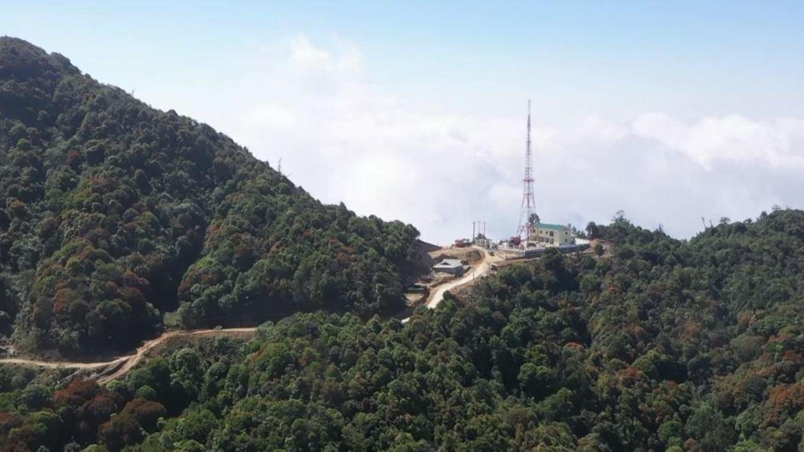 Khánh thành trạm phát sóng Hoàng Su Phì tại Hà Giang