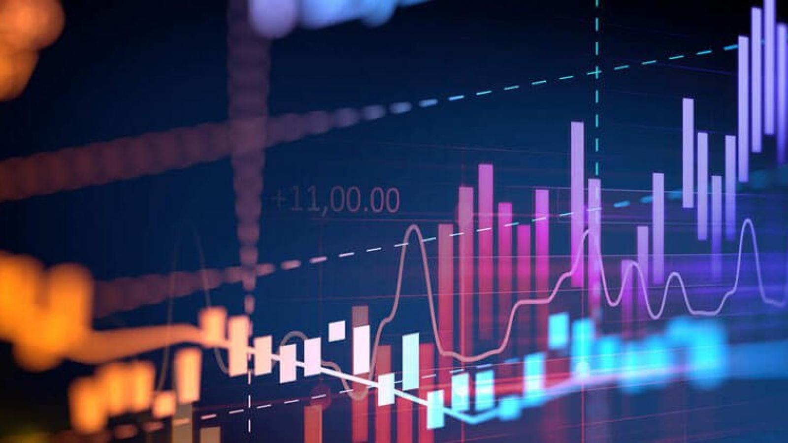 Xu hướng giảm có thể chiếm ưu thế trên thị trường chứng khoán Việt tuần này