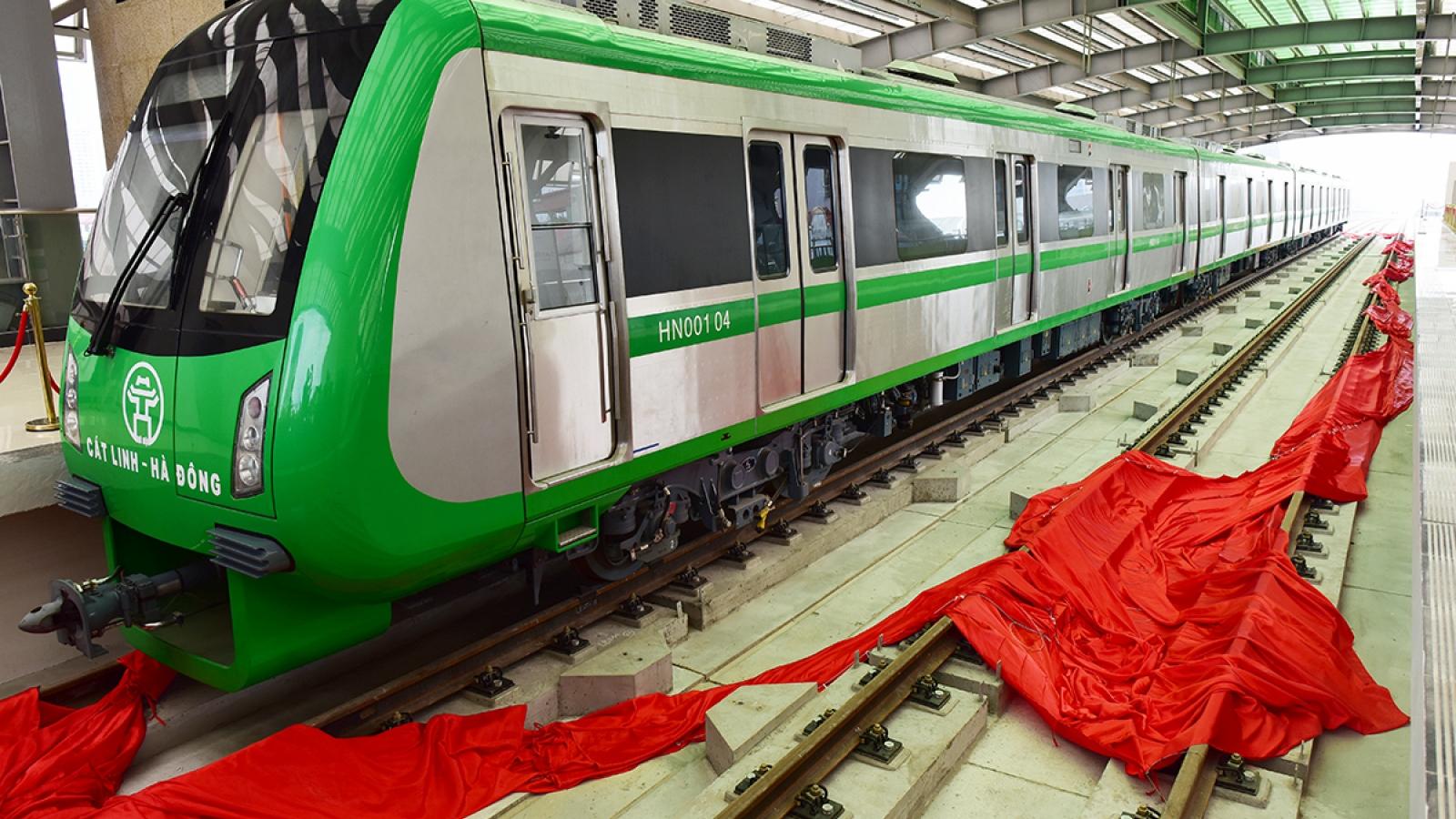 """Vì sao Bộ GTVT xin """"thông cảm"""" cho đường sắt Cát Linh – Hà Đông?"""