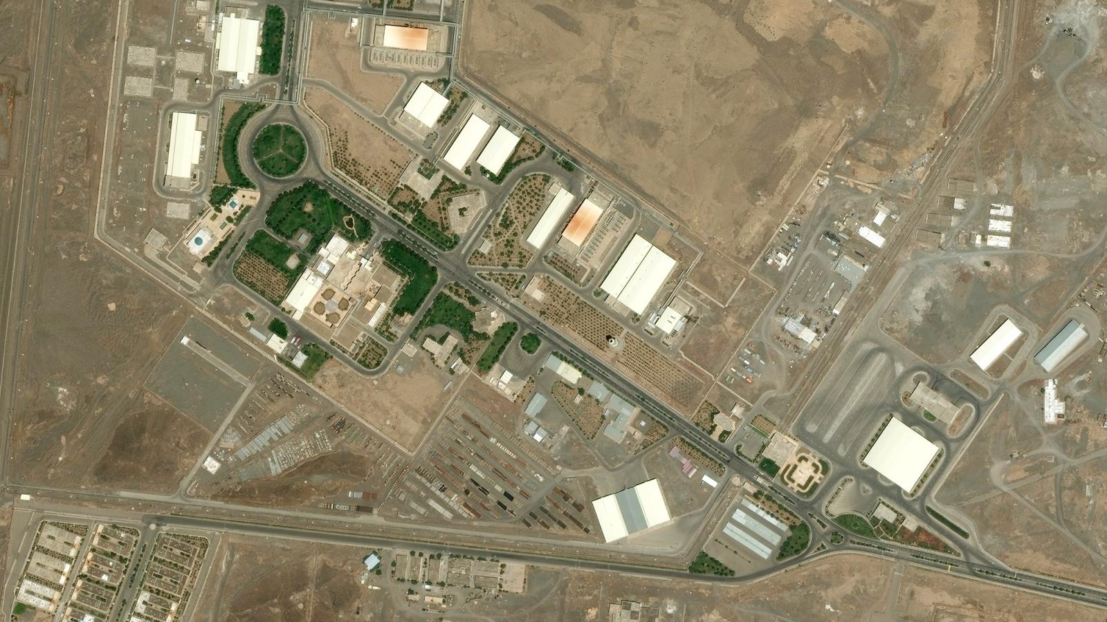Iran coi sự cố điện tại cơ sở hạt nhân Natanz là hành động khủng bố