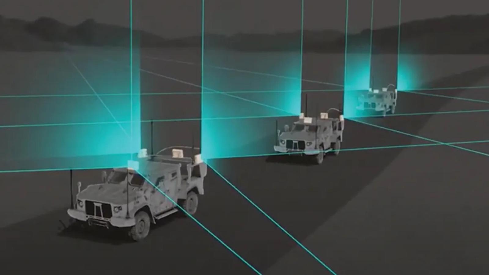 Giải pháp radar 3D của Mỹ để trị các UAV sát thủ bầy đàn của Trung Quốc