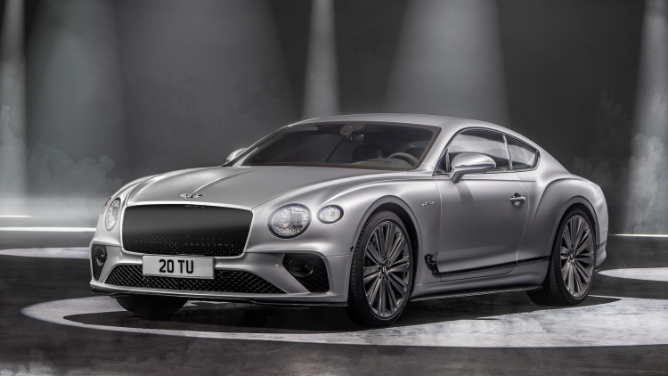 Bentley ra mắt Continental GT Speed thế hệ mới