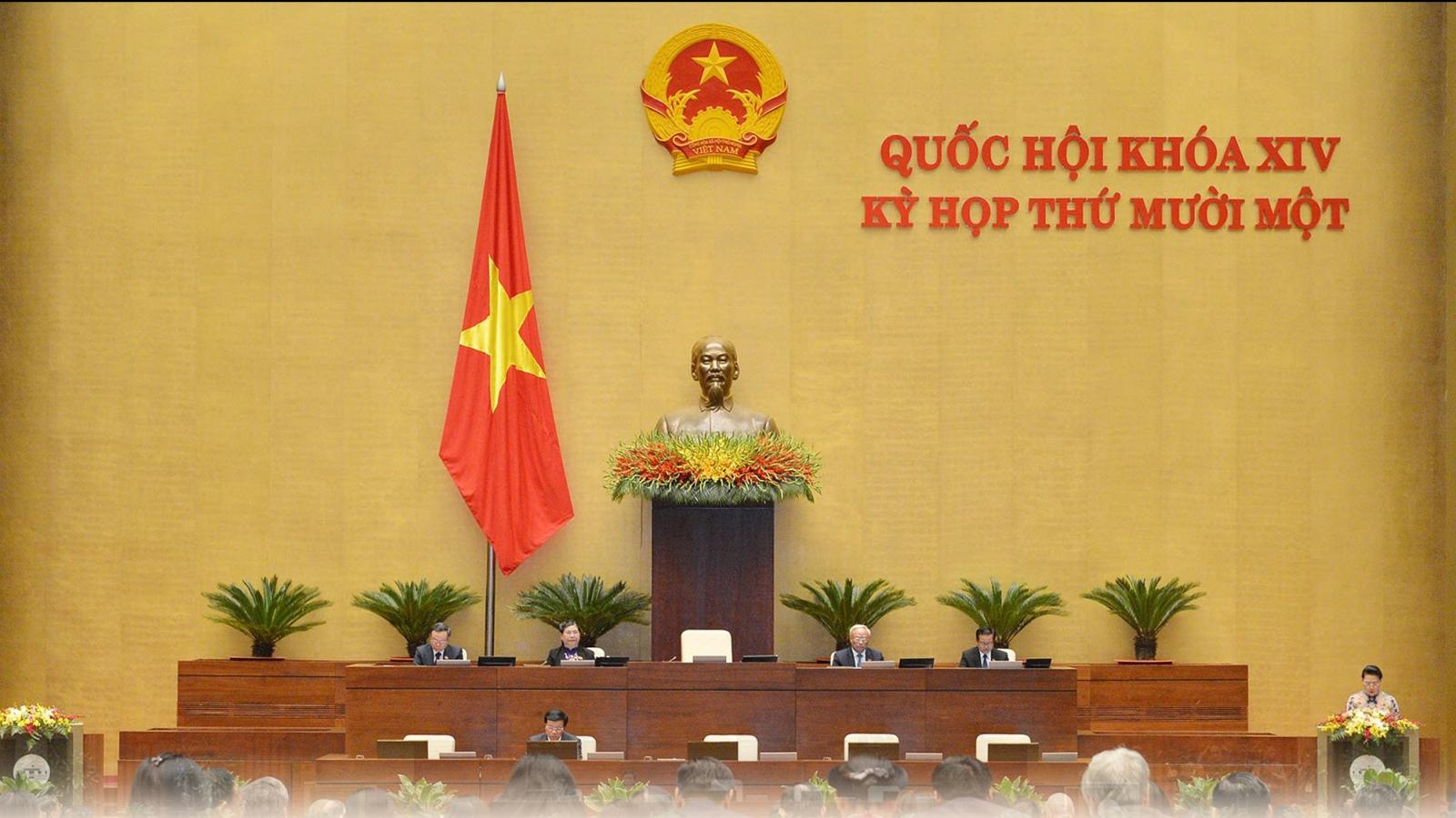 6 Bí thư Thành ủy, Tỉnh ủy vừa được Quốc hội bầu và phê chuẩn giữ các chức vụ ở Trung ương
