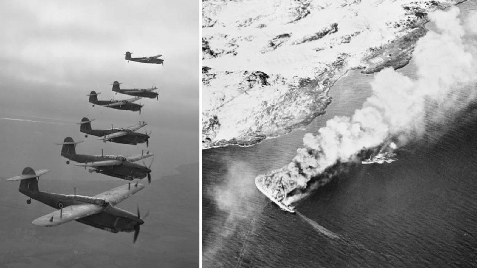 Sai lầm định mệnh của Hải quân Anh khiến hơn 2.000 lính Liên Xô chết đuối