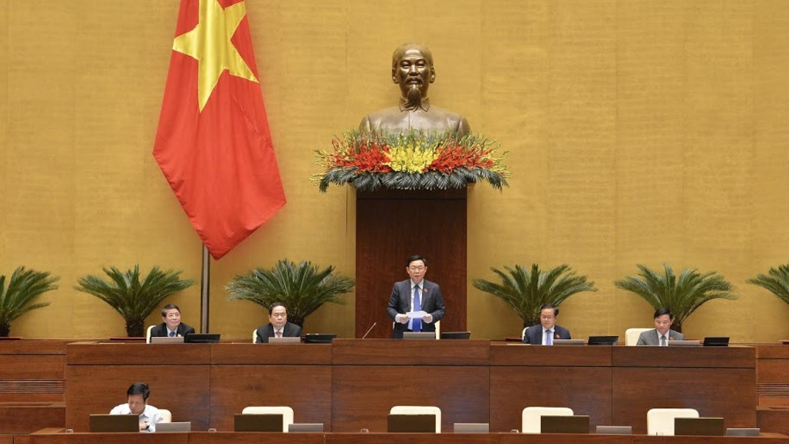 Đại biểu Quốc hội ủng hộ Hà Nội tăng số lượng đại biểu HĐND chuyên trách