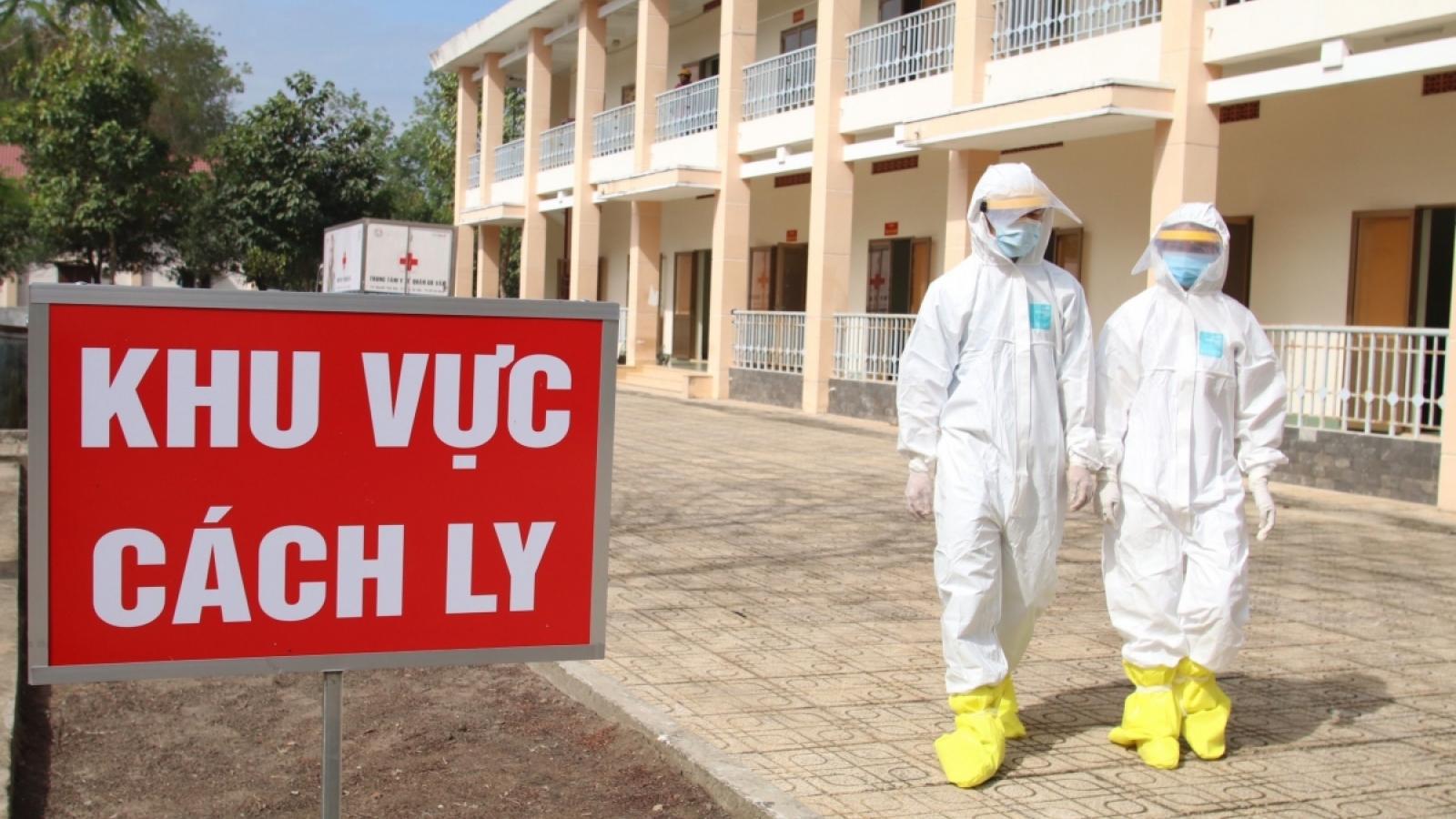 Yên Bái: Cách ly 1 ca dương tính với SARS-CoV-2 ngay sau khi nhập cảnh