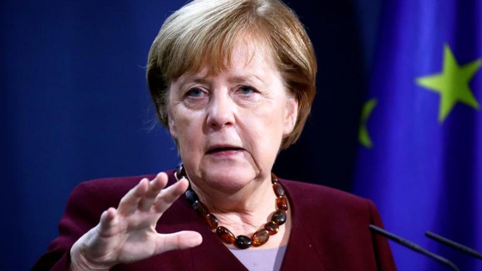 Thủ tướng Đức muốn phong tỏa nghiêm toàn quốc để ngăn làn sóng Covid-19 thứ ba