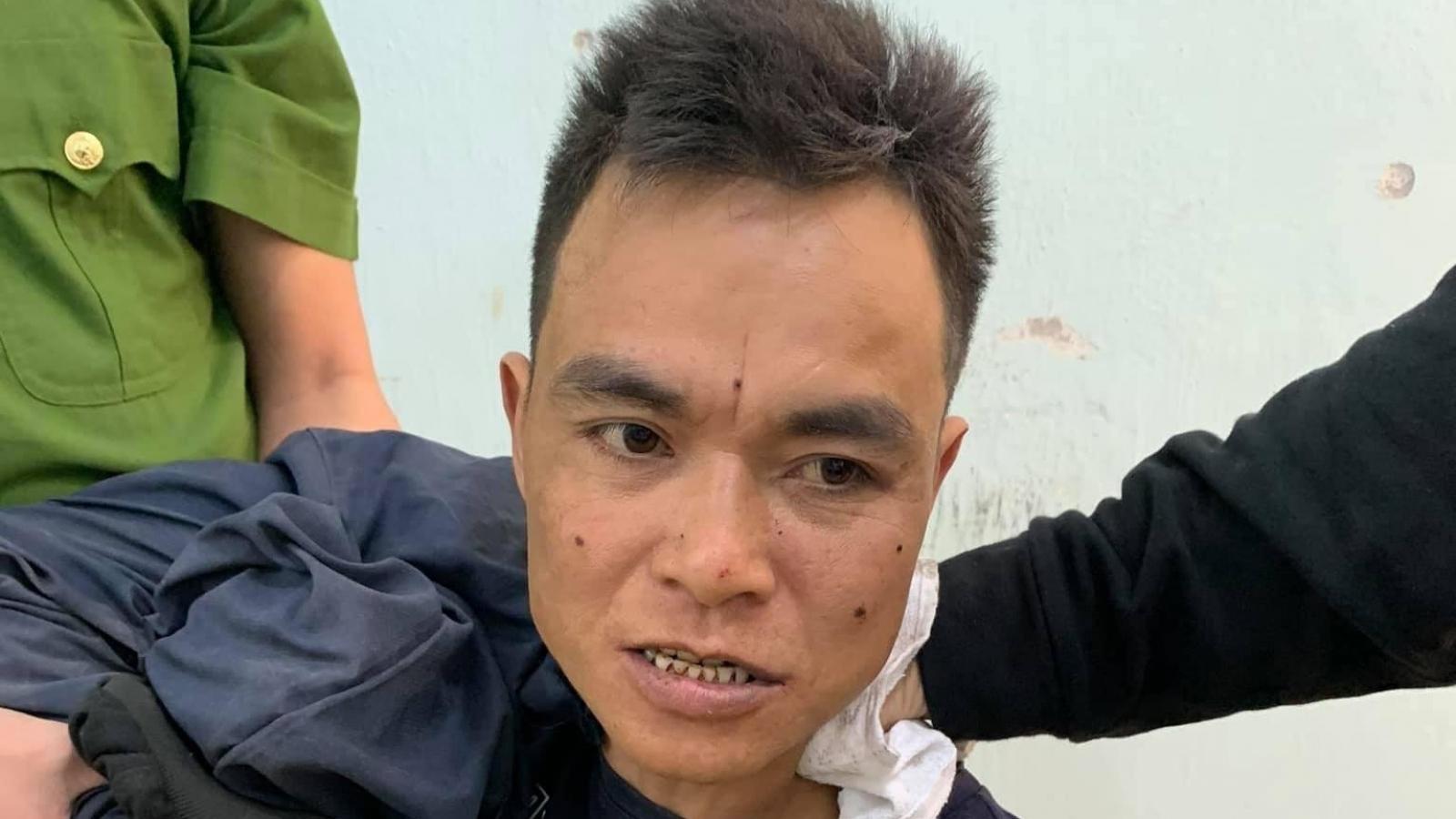 """Nam thanh niên nghi """"ngáo đá"""", dùng hung khí truy sát 2 người bị thương"""