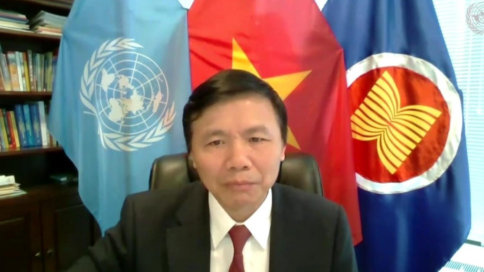Việt Nam kêu gọi các bên kiềm chế tránh gây leo thang căng thẳng tại khu vực Tây Sahara
