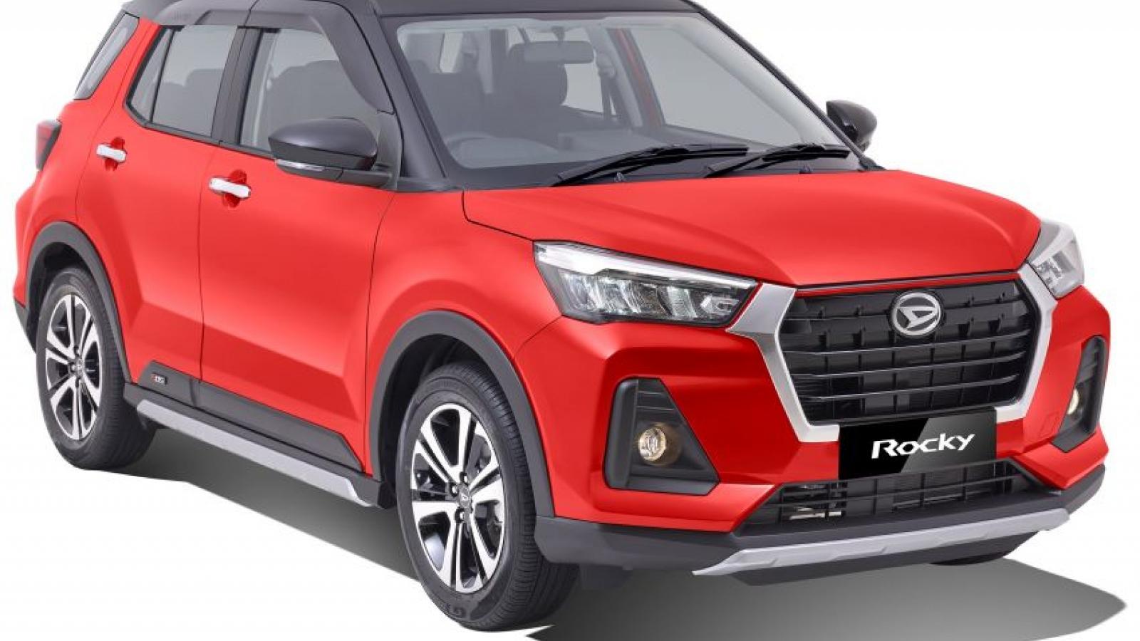 Toyota Raize và Daihatsu Rocky chính thức tới thị trường Đông Nam Á