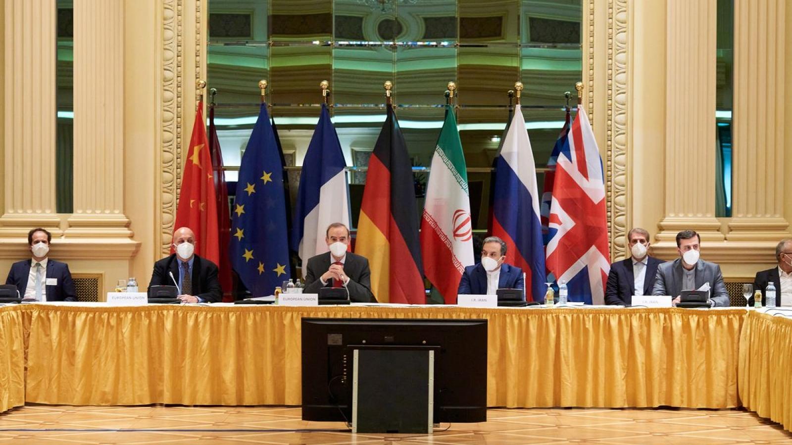 """Những tham vọng riêng cản trở nỗ lực nhằm """"hồi sinh"""" thỏa thuận hạt nhân Iran"""