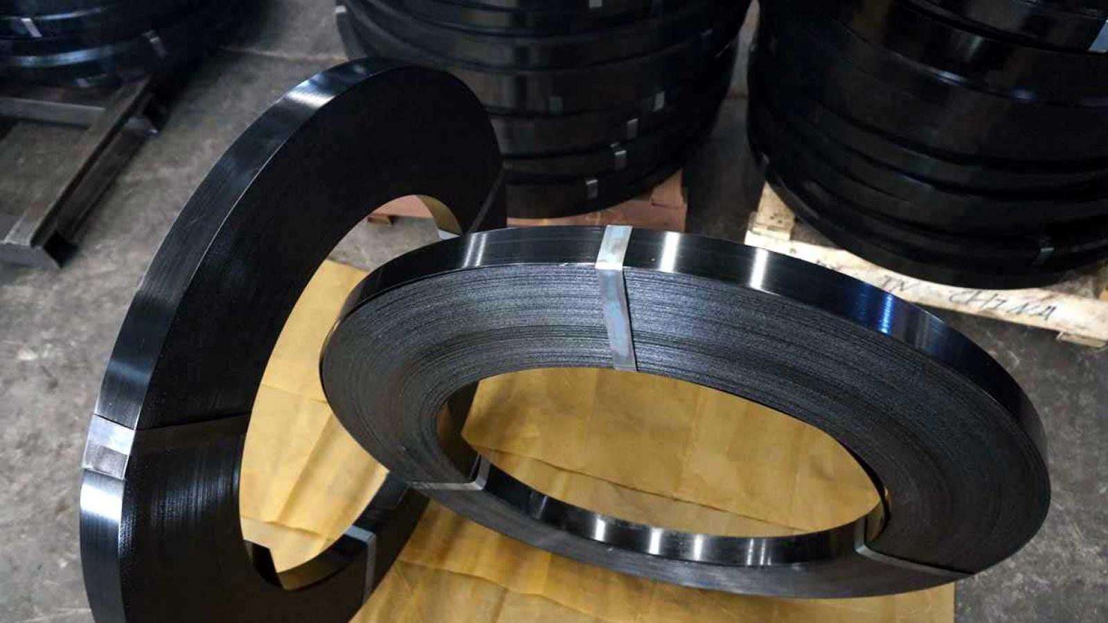 Dây đai thép phủ màu Việt Nam không gây thiệt hại cho sản xuất của Australia