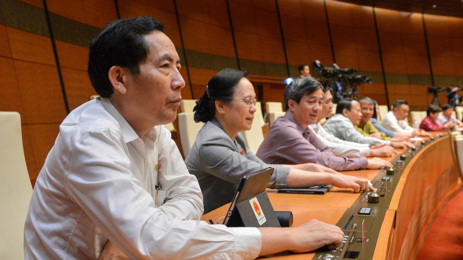 Đại biểu Quốc hội: Bộ máy Chính phủ mới cần sự đột phá cao hơn