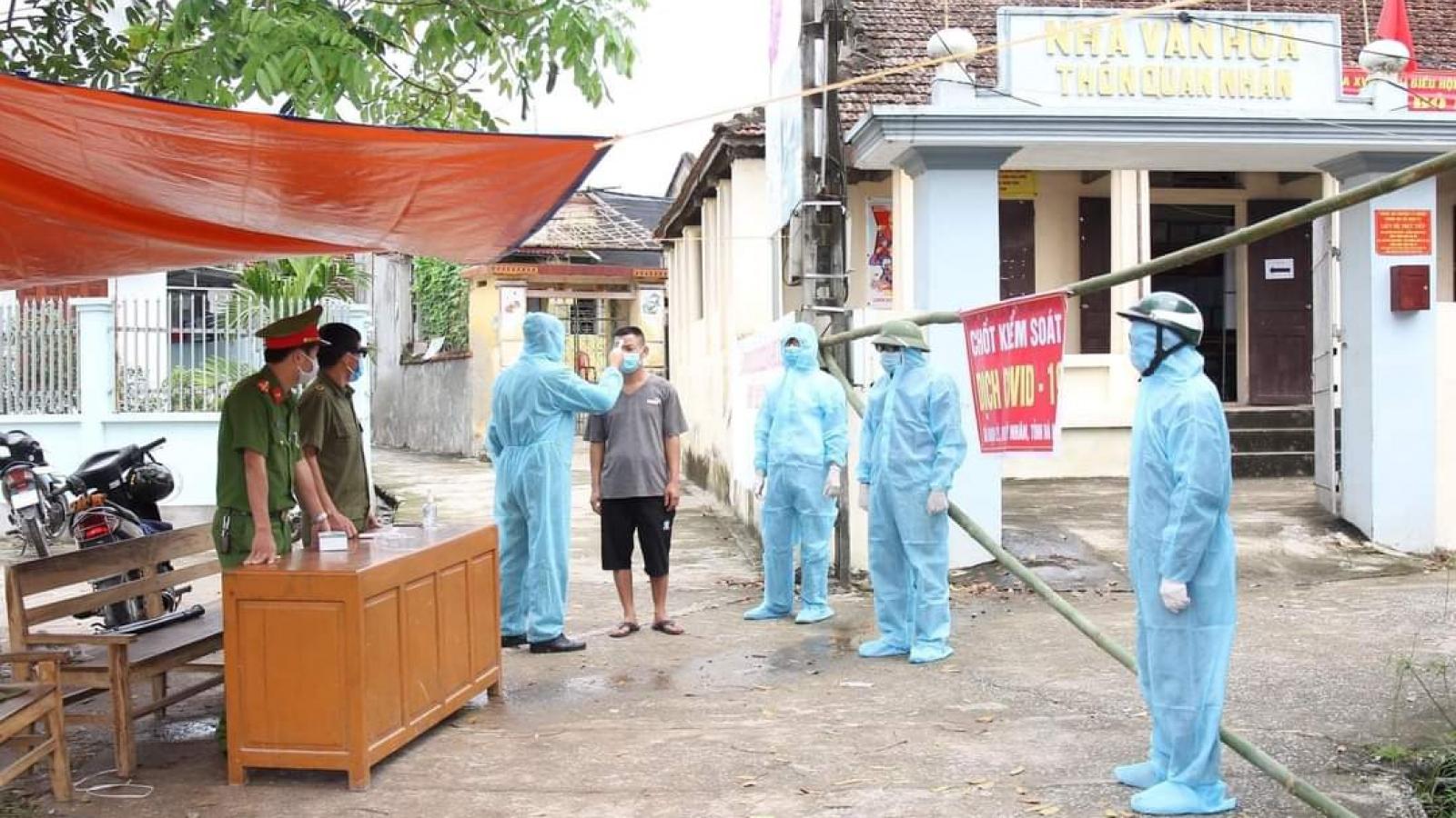 2.847 mẫu xét nghiệm tại Hà Nam âm tính với virus SARS-CoV-2