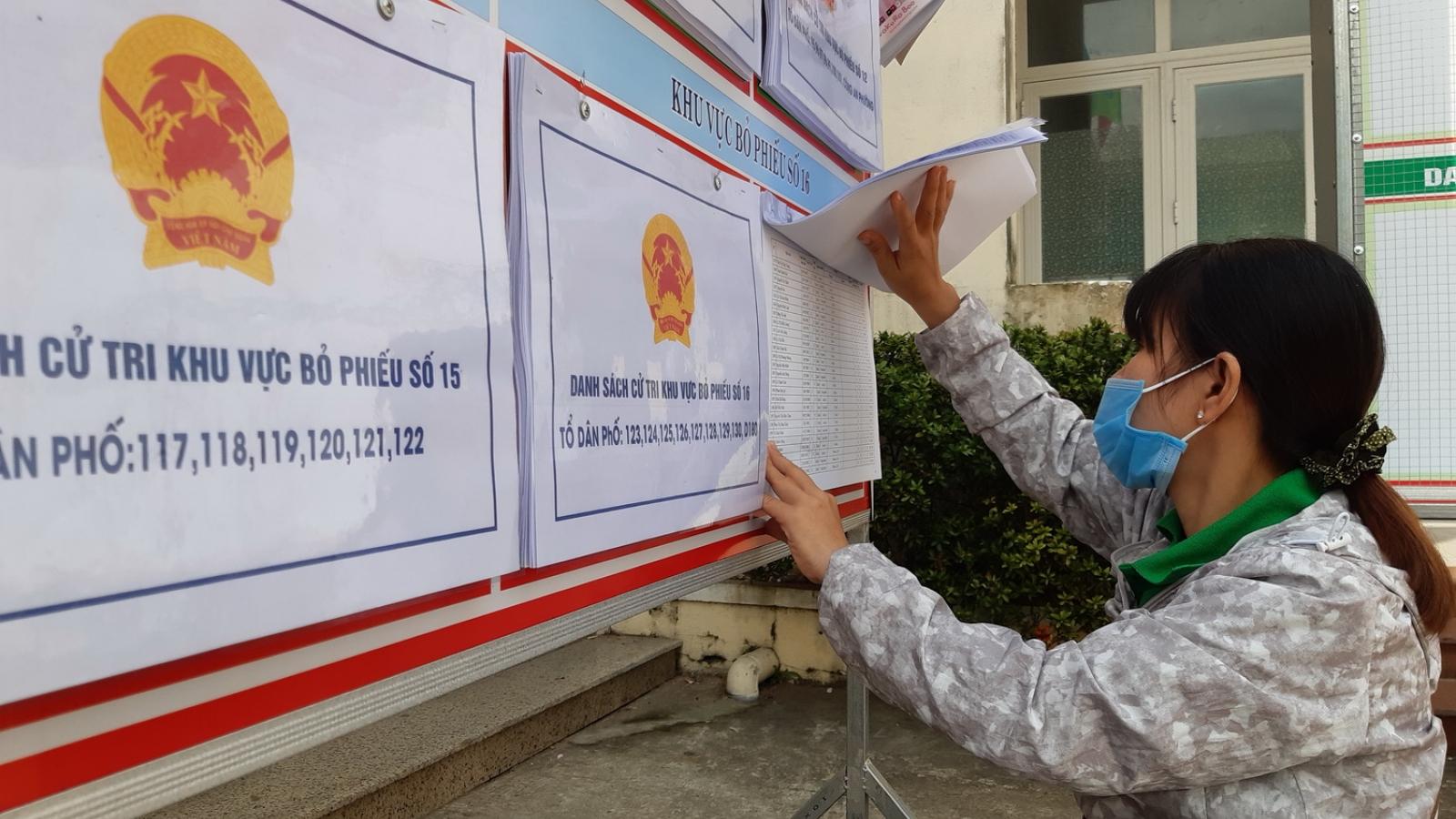 Đà Nẵng tập trung xử lý vấn đề bức xúc, đẩy mạnh tuyên truyền bầu cử