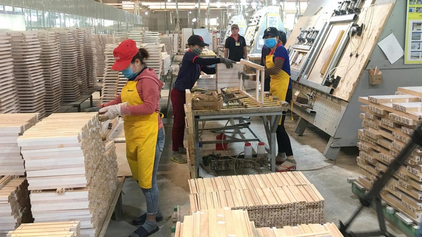 China leads FDI inflow in Vietnamese wood industry