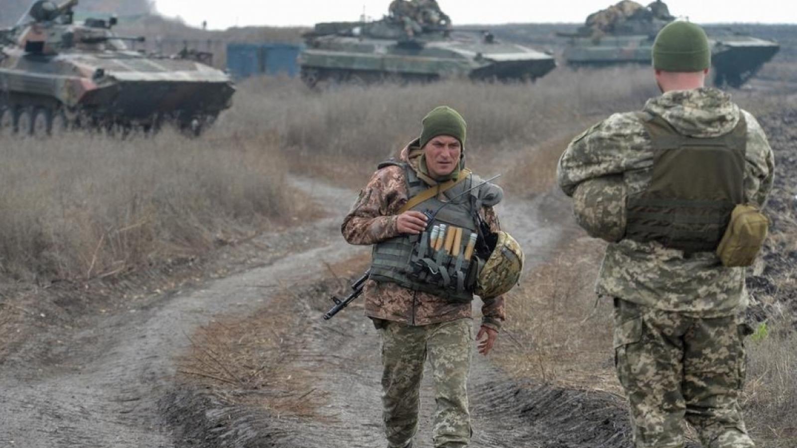 Nga cảnh báo về sự nguy hiểm khi khơi lại cuộc chiến ở miền Đông Ukraine